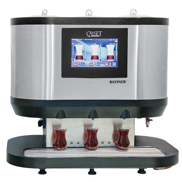 ÇAYSET Çay Makinesi (300 Bardak)