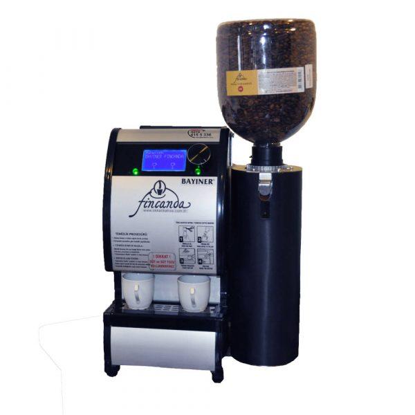 2'li Değirmenli Türk Kahvesi Makinesi